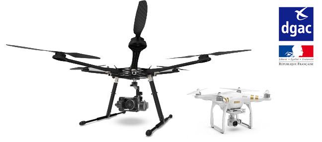 DRONE Une Nouvelle Vision